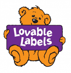 Lovable Labels logo